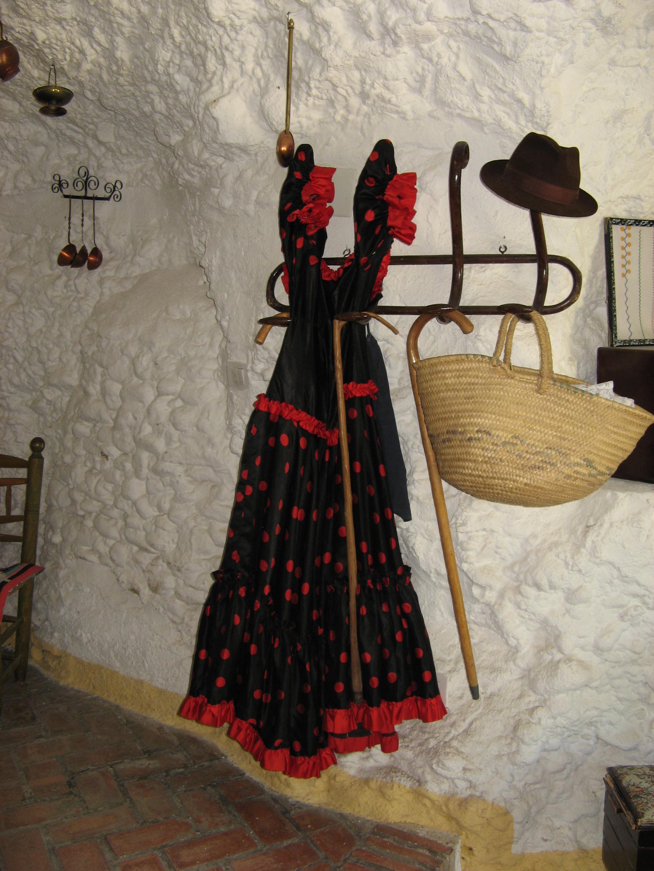 Sacromonte caves   Barbara Lamplugh