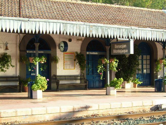 benaojan station 2